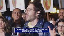 Charney closer to retaking American Apparel
