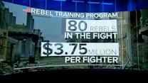 Half a Billion US Dollars Earmarked to Train Rebels in Syria