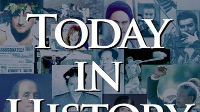 Today in History for April 19th