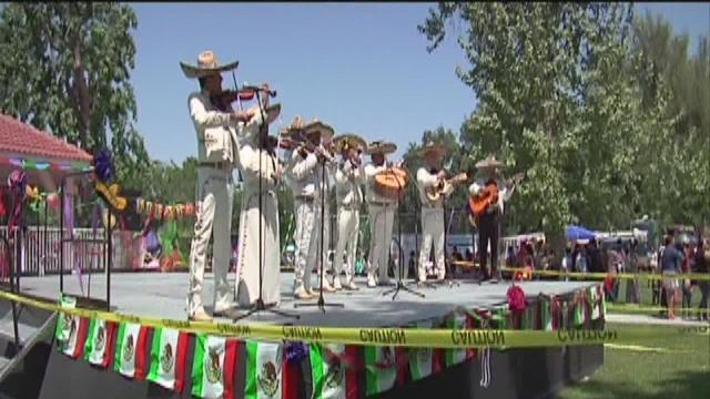 Many People In Shafter Celebrate Cinco De Mayo