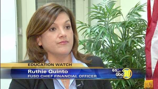 Budget improvements for Fresno Unified