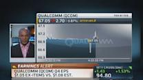 Qualcomm reports earnings