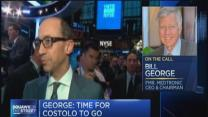 Time for Costolo to go: Bill George