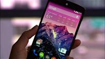 Google Nexus 5 souped up with Android KitKat, LTE, and low price.
