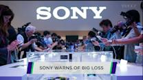 Sony warns of big loss; FedEx delivers a beat; General Mills misses estimates
