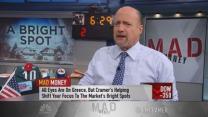 Cramer finds some bright spots