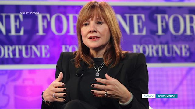 AUTO INDUSTRY GETS 1ST FEMALE CEO