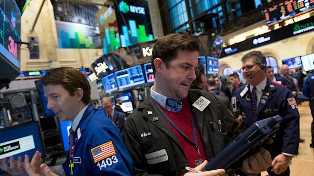 Markets Open Higher Despite Russia Sanction Worries