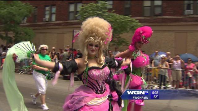 Chi`casgo`s Gay Pride Parade to be held today