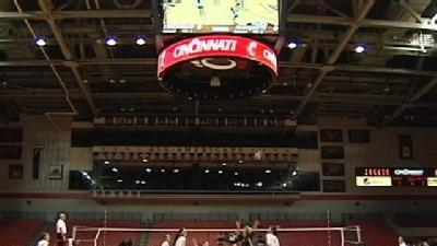 UC Volleyball On 48 Home-Game Winning Streak