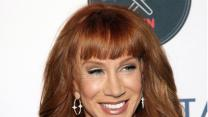 Kathy Griffin Challenges Minaj to 'a Booty Off'