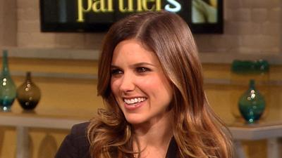 Sophia Bush Talks CBS' 'Partners' And Learning About Your Loved One's Exes