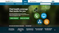 Less than 10 people signed up for ObamaCare on Day 1