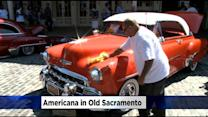 Americana In Old Sacramento Draws Crowds In Place Of Gold Rush Days