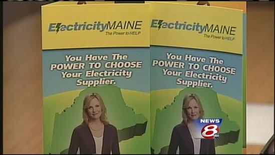 'Electricity Maine' ads under microscope