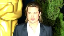Brad Pitt Sneak Previews 'World War Z' for New Jersey Fans