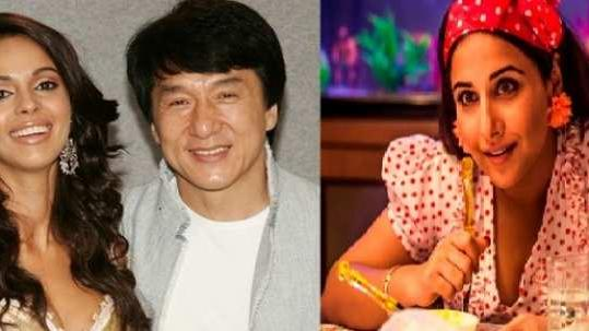 Jackie Chan and Vidya on screen together?