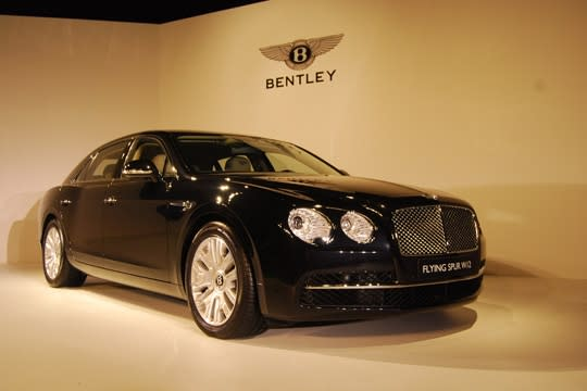photo 1: 豪華新定義 New Bentley Flying Squr