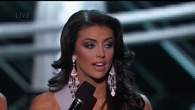 Miss Utah gets a second chance