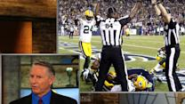 Replacement NFL ref talks infamous decision