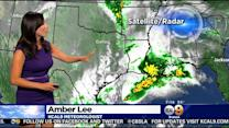 Amber Lee's Weather Forecast (April 18)