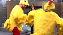 Big Brother: Feed Clip: Chicken Suit Reveal