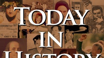 Today in History for April 2