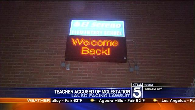 Former Teacher Faces Sexual Abuse Allegations From 3 Students
