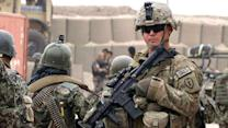 Last of 'surge' troops withdraw from Afghanistan