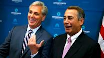 House GOP in chaos as favorite McCarthy quits speaker race