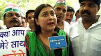 In last 100-days Kejriwal Govt. has only projected lavish dreams: Ragini