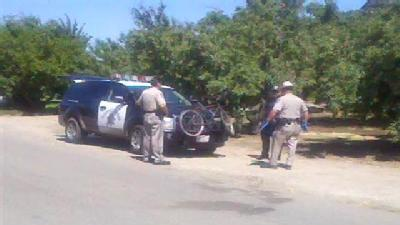 From The Field: Police Investigate Fatal Bike And Vehicle Crash