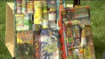 Police Will Patrol Metro Area Looking For Illegal Fireworks