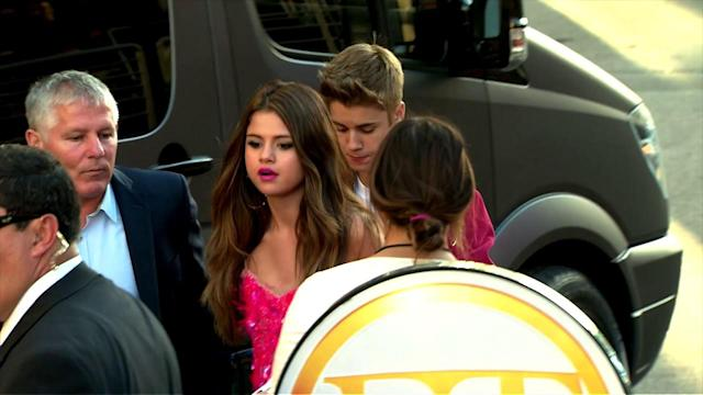 Justin Bieber and Selena Gomez Go On Steakhouse Date