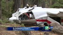 Pair detail plane crash: 'Minutes matter like there is no tomorrow'