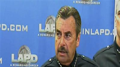 LAPD: Shooting Suspect