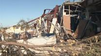 Violent storm system rips through vast sections of the U.S.