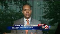 Attorneys continue questioning potential jurors in George Zimmerman case