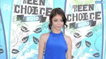 Sarah Hyland Picked To Cohost Teen Choice Awards 2014 With Teen Wolf Hunk Tyler Posey