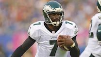 Can hampered Vick still lead Eagles in East race?