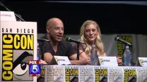 Vin Diesel, `Thrones,` `Walking Dead` Lead Comic-Con Day 2
