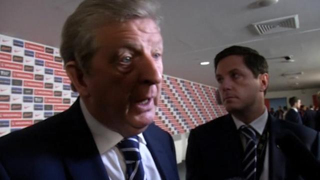 Hodgson honoured to take England to 2014 World Cup