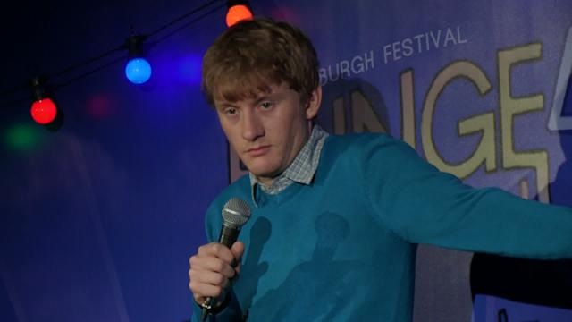James Acaster: Fringe in 5
