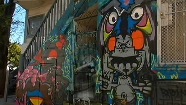 Residents upset over art at BART's 24th Street Plaza