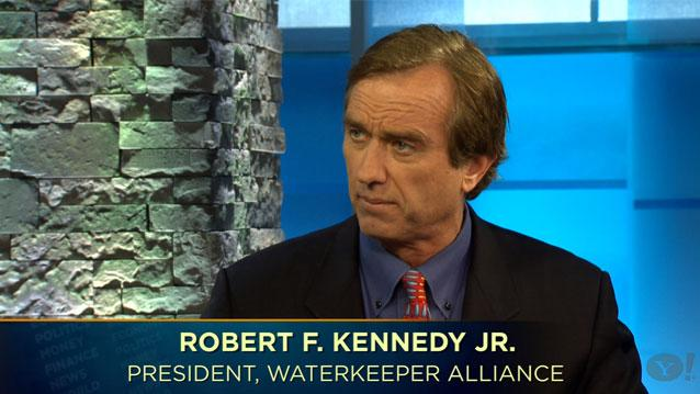 Robert F. Kennedy Jr: Obama's Energy Plan Is Much Better For America