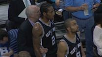 Inside Trax: Spurs vs. Thunder