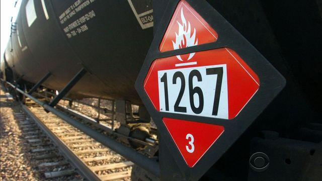 Feds take action after series of crude oil train explosions