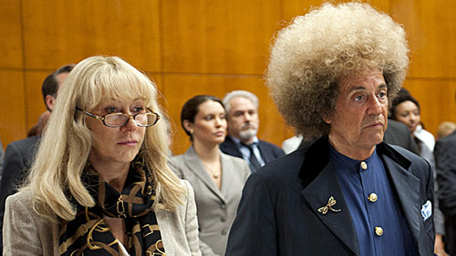Phil Spector Movie Releases It's FirstTrailer