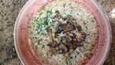 Frugal Family Feast: Wild Mushroom Risotto