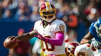RG3 ready to roll